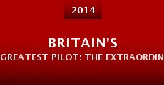 Película Britain's Greatest Pilot: The Extraordinary Story of Captain 'Winkle' Brown