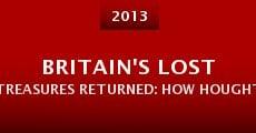 Película Britain's Lost Treasures Returned: How Houghton Got iIts Art Back