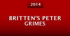 Película Britten's Peter Grimes