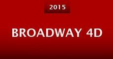 Broadway 4D (2015)