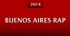 Película Buenos Aires Rap