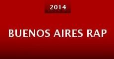 Buenos Aires Rap (2014) stream