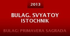 Película Bulag. Svyatoy istochnik