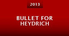 Película Bullet for Heydrich (The Czech Century)
