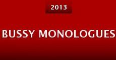 Película BuSSy Monologues
