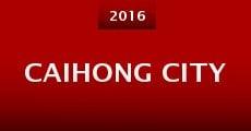 Película Caihong City