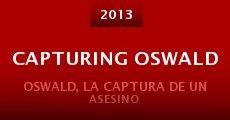 Película Oswald, la captura de un asesino