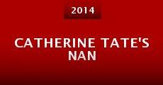 Catherine Tate's Nan (2014) stream