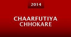 Película Chaarfutiya Chhokare