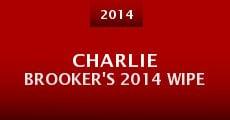 Película Charlie Brooker's 2014 Wipe