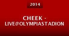 Cheek - Live@Olympiastadion (2014) stream