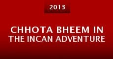 Película Chhota Bheem in the Incan Adventure