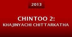 Película Chintoo 2: Khajinyachi Chittarkatha