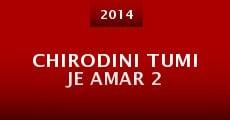 Película Chirodini Tumi Je Amar 2