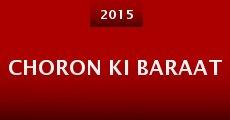 Película Choron Ki Baraat