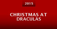 Película Christmas at Draculas