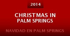 Película Christmas in Palm Springs
