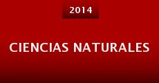 Ciencias naturales (2014) stream