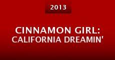 Película Cinnamon Girl: California Dreamin'