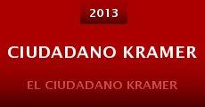 Ciudadano Kramer (2013) stream