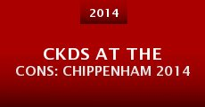 Ckds at the Cons: Chippenham 2014 (2014) stream