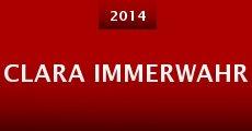 Clara Immerwahr (2014) stream