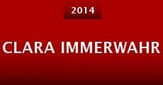 Película Clara Immerwahr