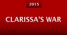 Clarissa's War (2015)