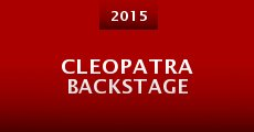 Cleopatra Backstage (2015) stream