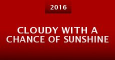 Película Cloudy with a Chance of Sunshine