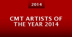 Película CMT Artists of the Year 2014