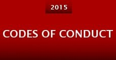 Codes of Conduct (2015) stream