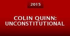 Colin Quinn: Unconstitutional (2015) stream