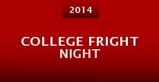 Película College Fright Night