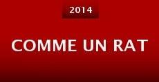 Comme un rat (2014) stream
