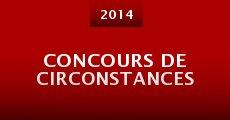 Concours de Circonstances (2014)