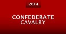 Película Confederate Cavalry