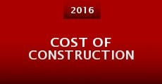 Cost of Construction (2014) stream
