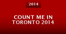 Película Count Me in Toronto 2014