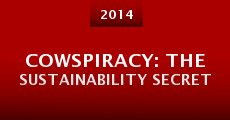 Cowspiracy: The Sustainability Secret (2014) stream