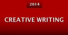 Película Creative Writing