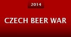 Czech Beer War (2014) stream