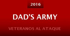 Dad's Army (2016) stream
