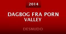 Dagbog fra Porn Valley (2014)