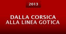 Película Dalla Corsica alla linea gotica