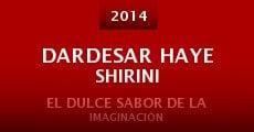 Dardesar haye Shirini (2014) stream