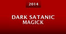 Dark Satanic Magick (2014) stream