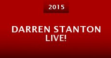 Darren Stanton Live! (2015)
