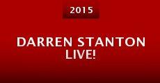 Película Darren Stanton Live!