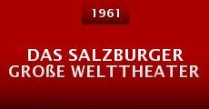 Película Das Salzburger große Welttheater